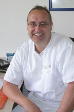 Dr. med. Robert Lindner